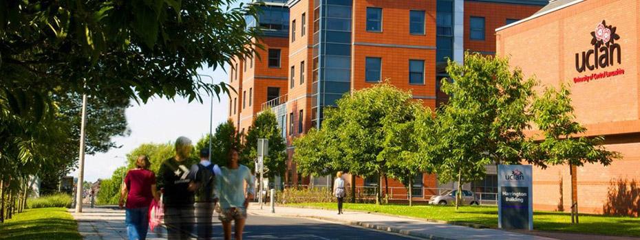 Uclan University