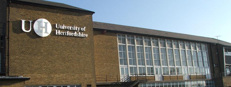 heartfordshire university