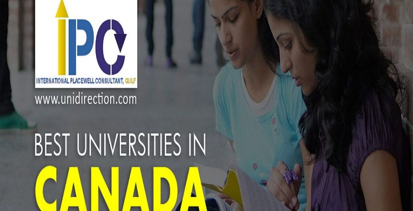 5 Reasons for Studying Universities in Canada - IPC