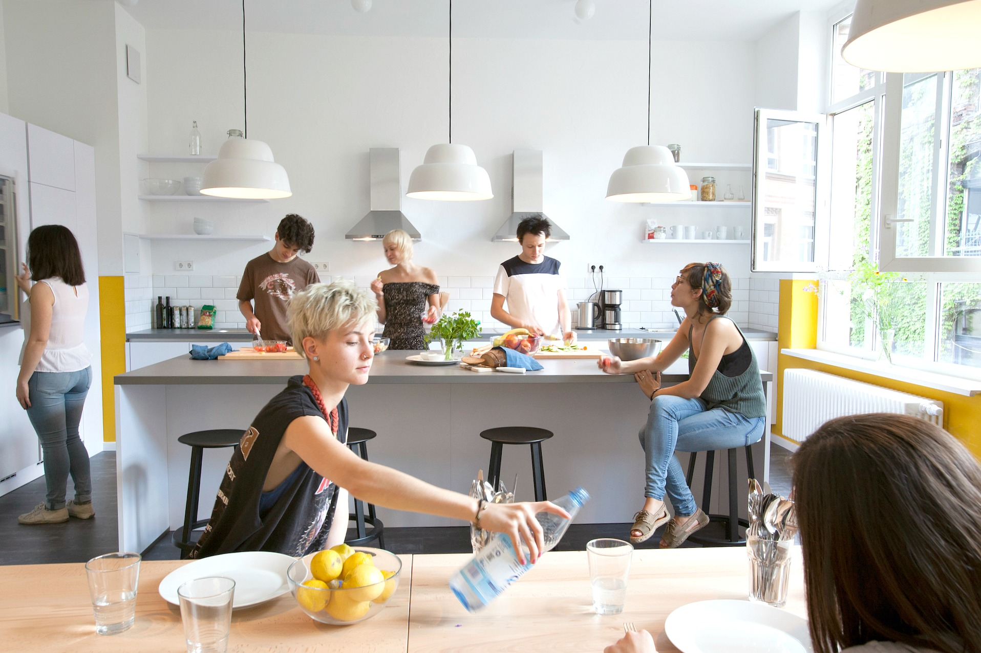 student housing abroad