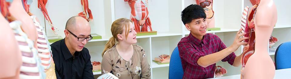 study abroad Medicine - Unidirection