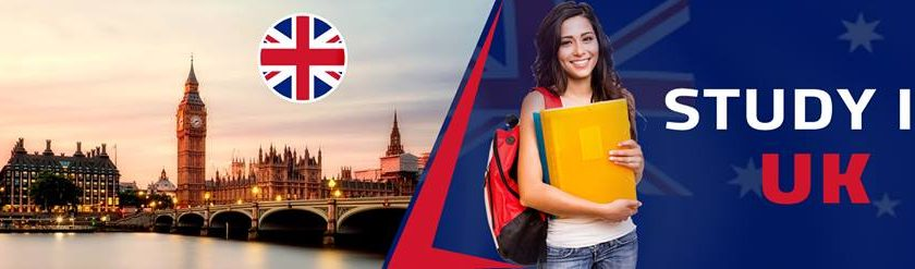 study in UK- unidirection